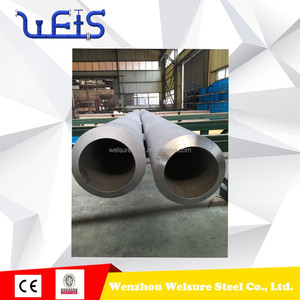 ASTM A312 TP304 DN200 Sch10s Welded Stainless Steel Pipe