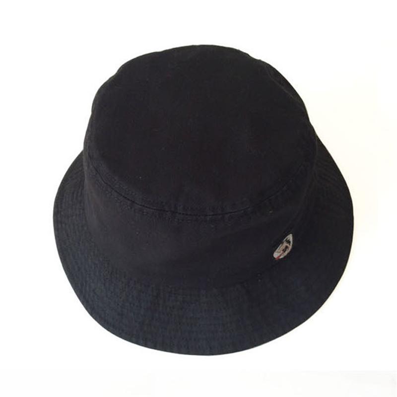 d8eee546 ... Дешевые черный ковша шляпа поло casquette chapeu хип-хоп хлопок Рыбак  Кап охота Боб рыбалка ...