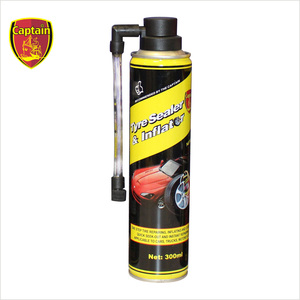 Fix a Flat tyre sealant inflator spray for car tire