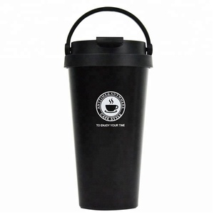 16oz 16 oz Stainless Steel Vacuum Insulated Cup Mug Tumbler For Coffee