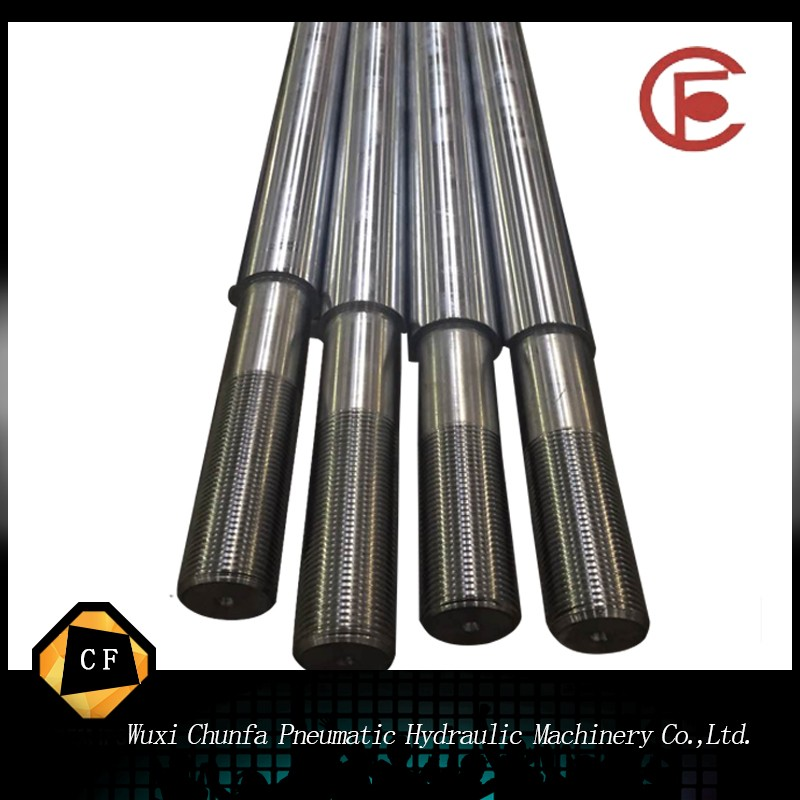Factory manufacturer piston rod replacement material for hydraulic cylinder