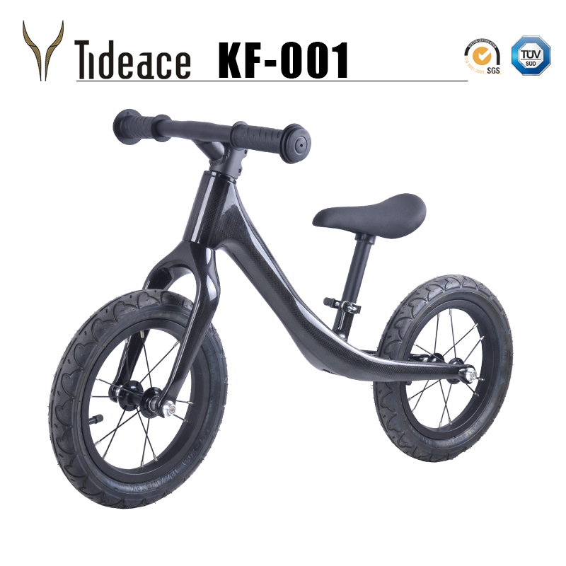 Alibaba.com / 2018 12inch carbon kids frame Balance Bicycle with Carbon fiber for Kids Balance Training