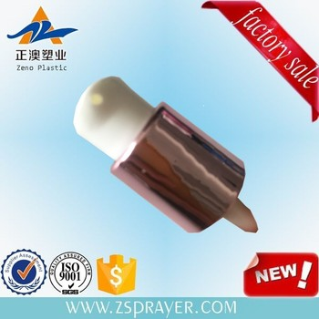 professional pp cosmetic cream treatment pump