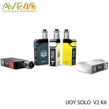 Ave40 Stock Offer Newest IJOY Solo V2 200W Kit
