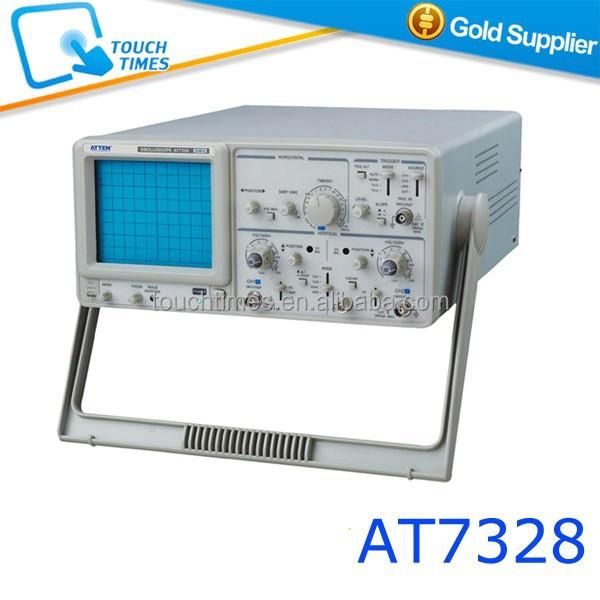 Digital Analog Oscilloscopes : Digitale oscilloscoop aandacht at analoge