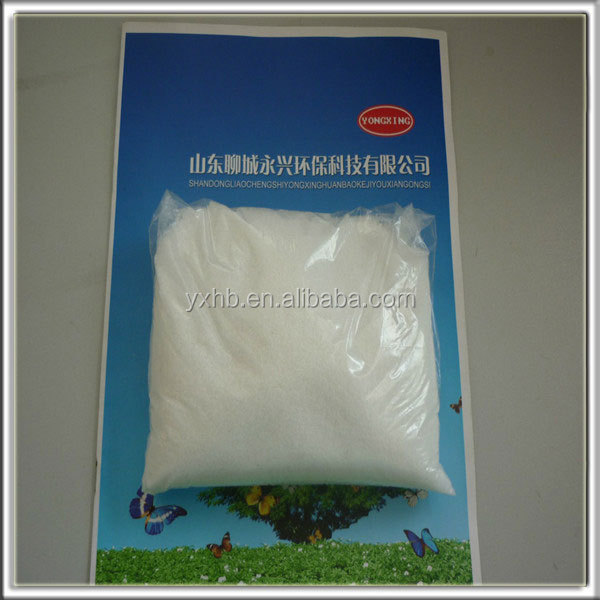 Wate treatment polymer polyacrylamide /PAM chemicals