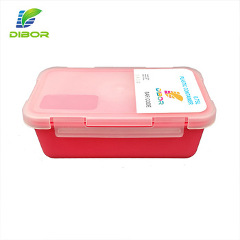 Colorful Small Reusable Insulated Food Storage Container Box With