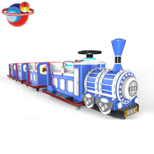 amusement kiddie rides fiberglass trackless train for sale for sale child