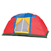Hot sale waterproof folding outdoor family 8 person camping tent for polyester