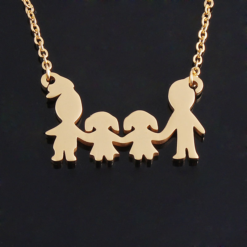 Online Buy Wholesale loving family pendant from China ...