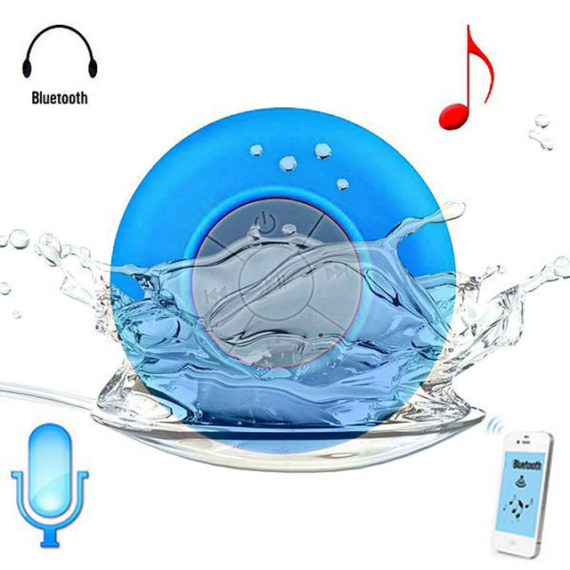 waterproof bluetooth shower speaker waterproof bluetooth shower speaker suppliers and at alibabacom
