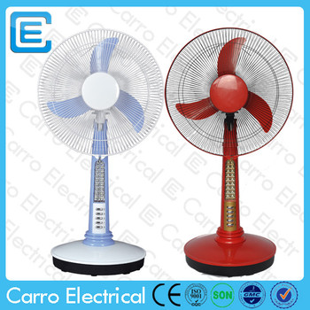 High quality 12v dc table fan solar table fan part with for 12v dc table fan price
