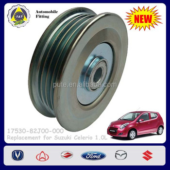 Ac Auto Parts >> Auto Parts 17530 82j00 000 Ac Tensioner Pulley For Suzuki Celerio View Ac Tensioner Pulley Pute Product Details From Chongqing Pute Auto Parts Co