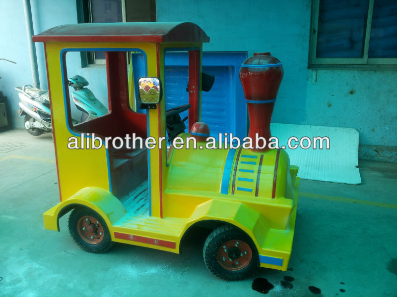 Ali Brothers Hot Sale exported kiddy games sightseeing tourist train