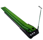 Golf putting tapis, Mini Golf Putting formateur ball retour automatique