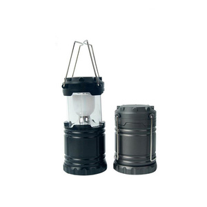 Trade Assurance Classical outdoor solar powered hanging lantern light,led tent light with remote control,camping lamp