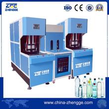 2 Cavity Semi Automatic PET Bottle Stretching Blowing Machine Manufacturers