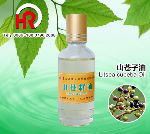 Litsea Cubeba Oil in Flavour & Fragrance