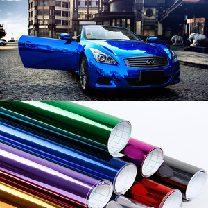 High quality ice film Full Vehicle Auto Body Sticker Car Wrap Vinyl