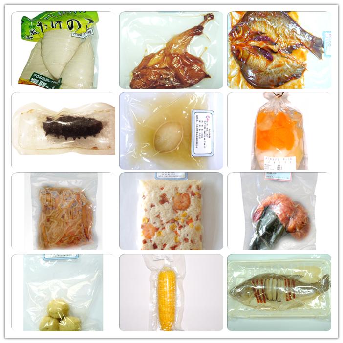 Efisiensi Tinggi Memperpanjang Kaleng Waktu Rak Makanan Kaleng Retort Mesin