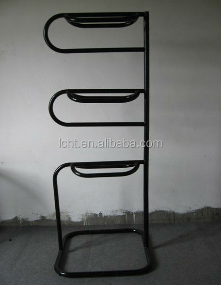 3 Tier Saddle Rack/stand saddle rack