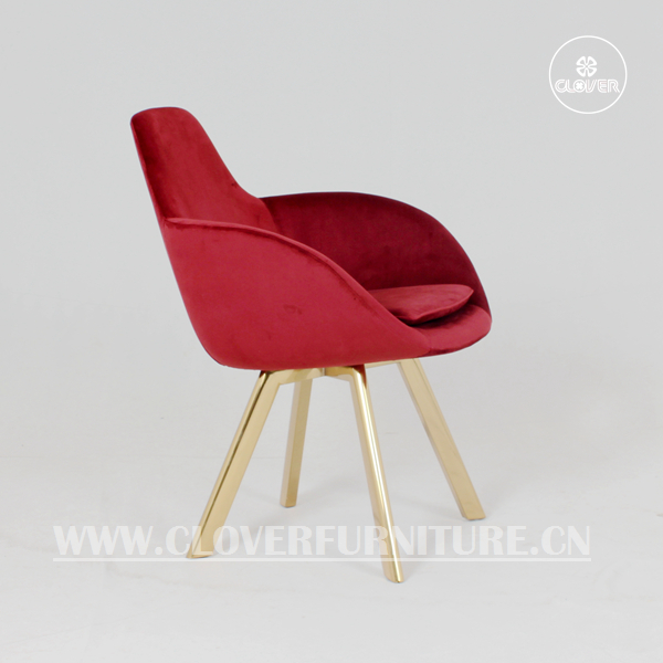 Terrific Modern Dining Scoop Chairs High Gold Legs Velvet Buy Scoop Chair Dining Velvet Chairs Gold Legs Dining Chairs Product On Alibaba Com Dailytribune Chair Design For Home Dailytribuneorg