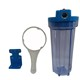 "10"" 20"" Plastic Water Filter Housing for household pre water filtration"