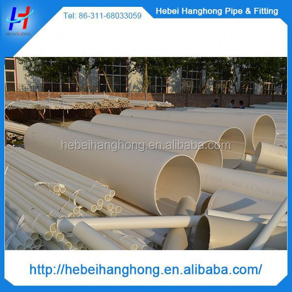 Trade Assurance Supplier u shaped pvc pipe