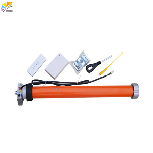 Wholesale Nice 100nm 120nm Electric Tubular Motor for Awnings,roller Blinds, Projection Screen and Shutters with price for sale