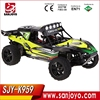 Wltoys K959 2.4GHZ 1/12 2WD High Speed Off-road Racing RC Car Brushed Electric RTR Climb Truck Off-road Vehicle Wholesale