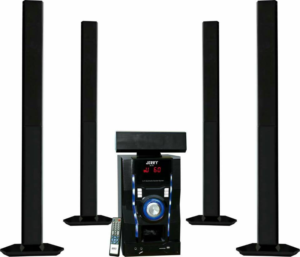 5.1 Ch Home Theater Surround Speaker Spotify Connect Wifi Speaker ...