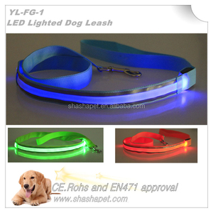 Unique product LED pet collar with Light-up dog collars