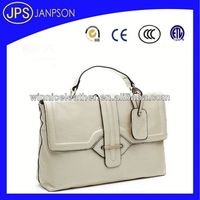 2014 latest design office bag leather waist bags for women