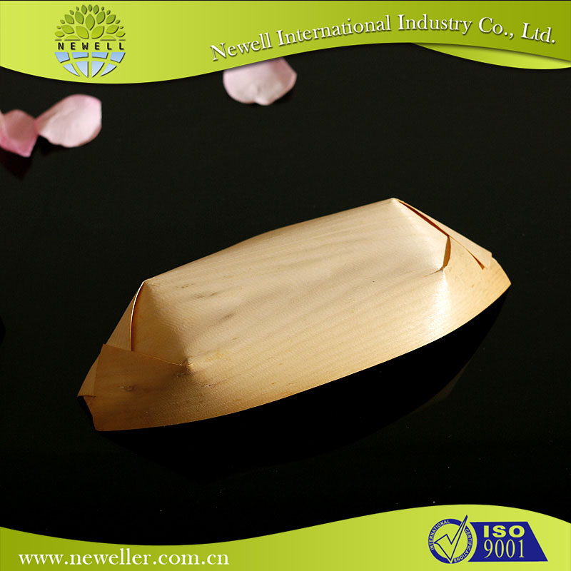 FDA discount wooden boat for food supplier