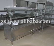 Bain marie have cold or hot(CE)