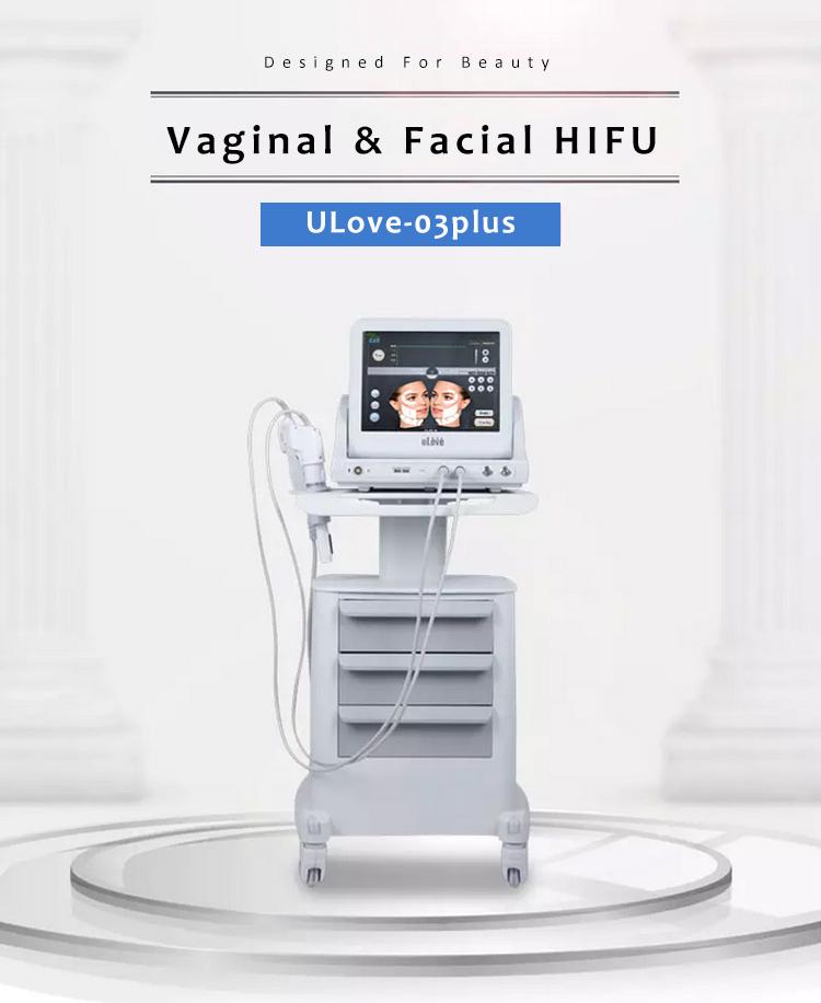 HIFU 機超音波膣締め付け HIFU 機/セックス膣/女性のプライベート部分