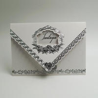 fancy luxury greeting card printing custom