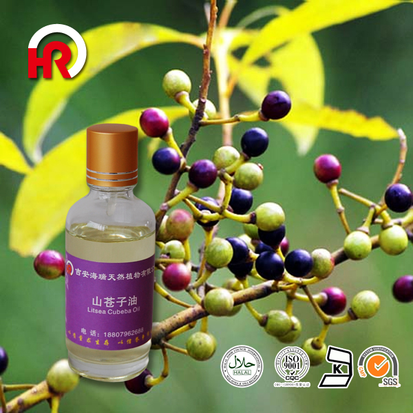 Litsea Cubeba Essential Oil For Skin Care