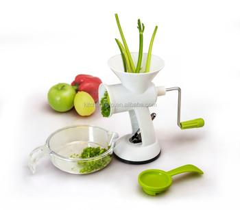 Food Grade Essential Kitchen Appliances Manual Meat Grinder - Buy ...