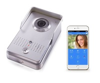 Home monitoring WiFi video doorbell security video door phone
