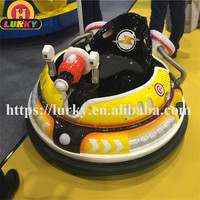Outdoor used bumper cars, car bumpers ice bumper car for sale game machine