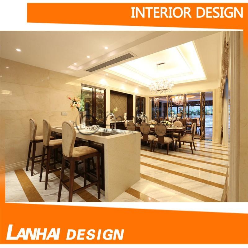 Interior Design Architect Services