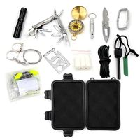 other camping & hiking products new camping compact survival kit