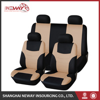 Full size universal high quality winter seat cover for car