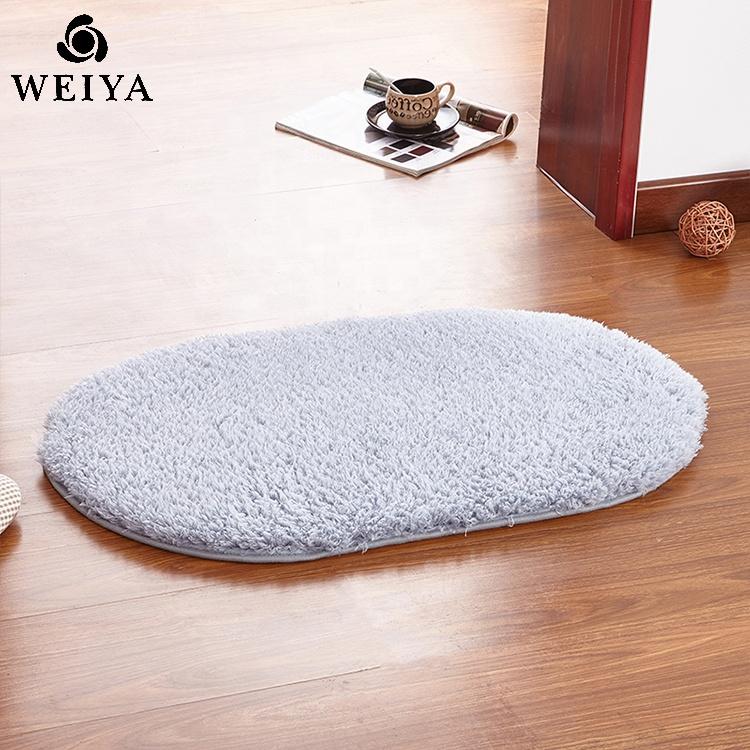 Bentuk Oval Meja Makan Produsen Karpet