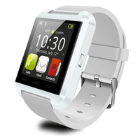 Wholesale Bluetooth Android Smart Watch U8 Smartwatch Mobile Phone Support Multilanguages U8