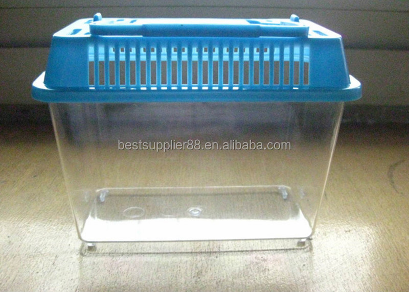 Cheap small plastic tanks for fish turtles lizards plastic for Discount fish tanks