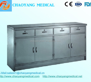 Hospital Furniture Stainless Steel Medical Cabinet/S.S Cabinet Medical  Drawers Cabinet CY D005