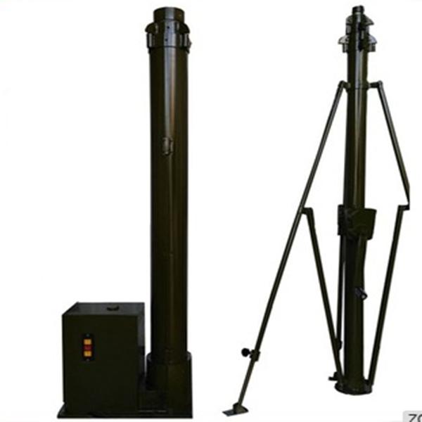 15m Aluminum Motorized Telescopic Antenna Mast Telescopic Mast Pole - Buy  Motorized Mast,Motorized Telescopic Antenna Mast,Telescopic Mast Pole
