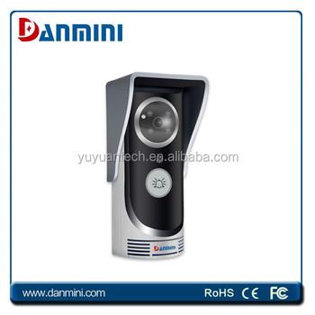 danmini wfdoorbell intelligent wireless wifi smart doorbell unlock automatic open door lock with app